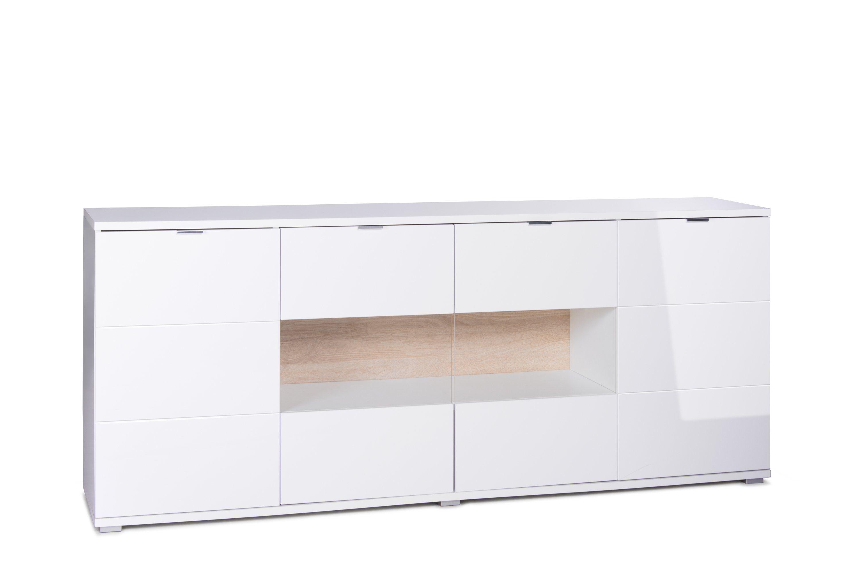 HTI-Living Sideboard »Glossy«
