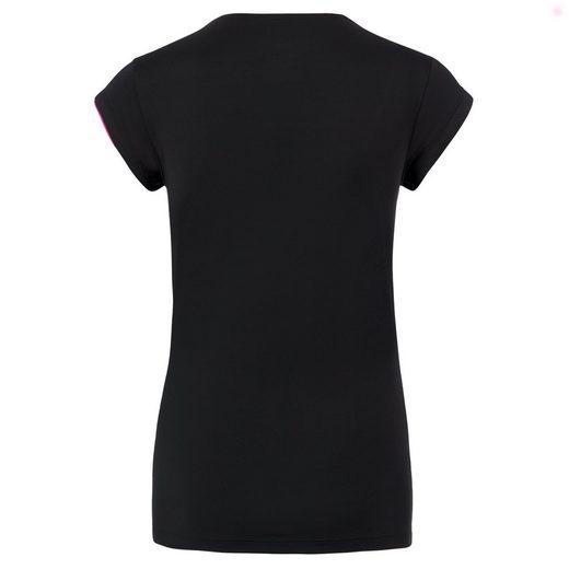BIDI BADU T-Shirt mit ungewöhnlichem V-Ausschnitt Bella