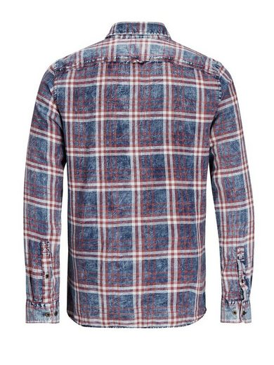 Jack & Jones Workwear- Langarmhemd