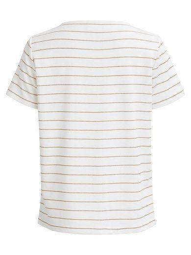 Vila Metallic- T-Shirt