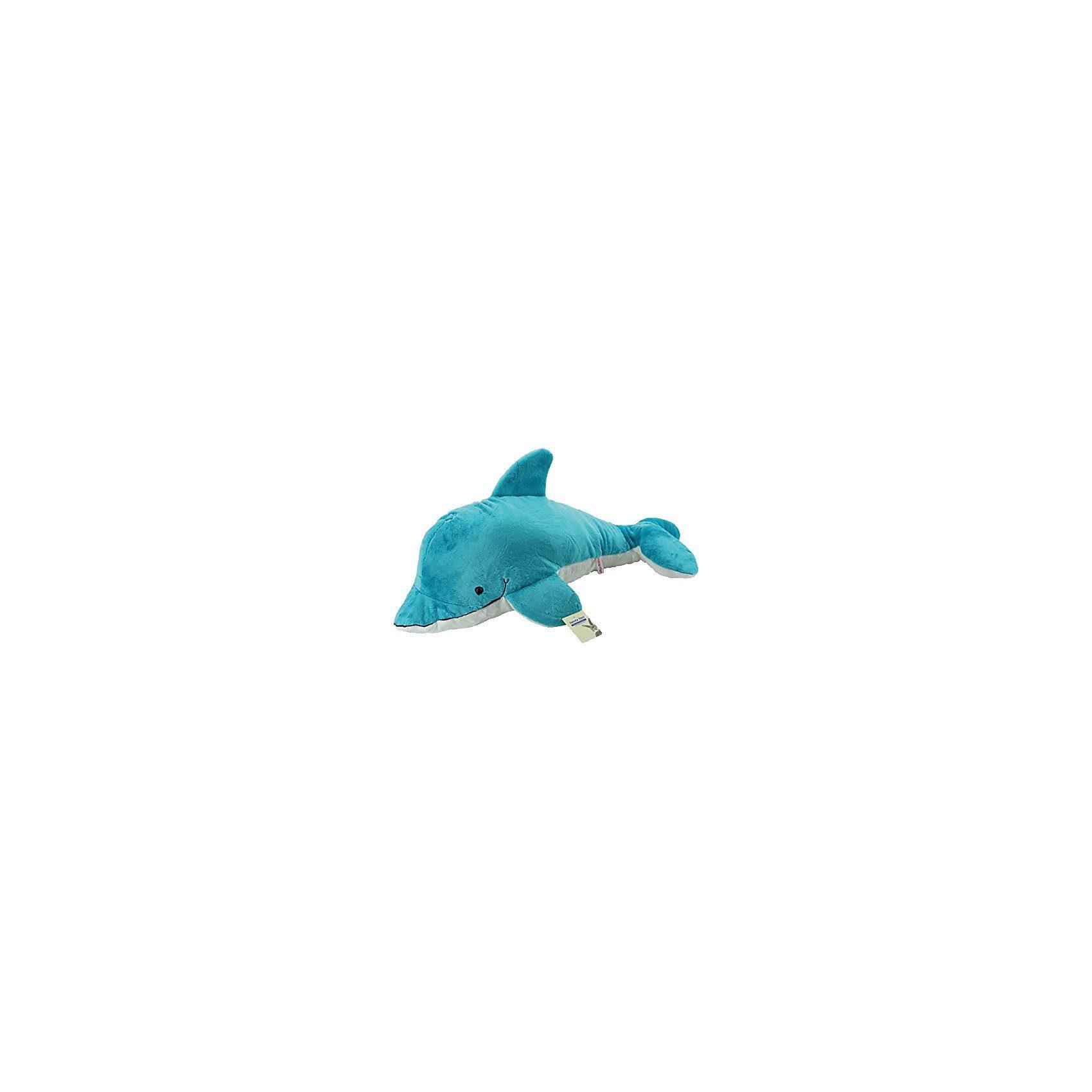 Sweety-Toys Sweety Toys 7851 XXL Riesen Delfin türkis, 75 cm