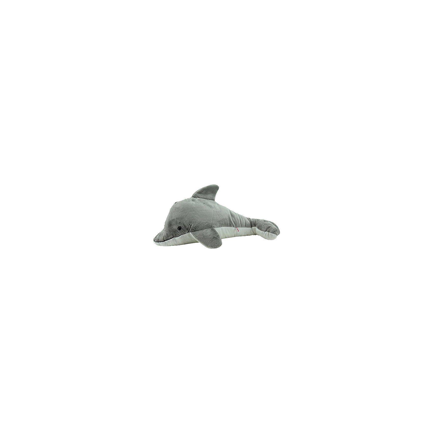 Sweety-Toys Sweety Toys 7820 XXL Riesen Delfin grau, 75 cm