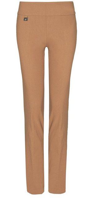 Hosen - Lisette L Straight Leg »im klassischem Schnitt« › braun  - Onlineshop OTTO