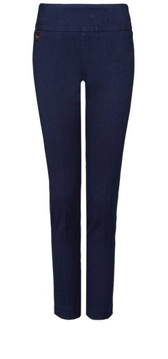 Lisette L Ankle Pant Indigo Stretch