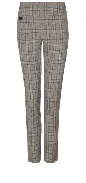 Hosen - Lisette L Ankle Pantalon »im klassische Karomuster« › schwarz  - Onlineshop OTTO