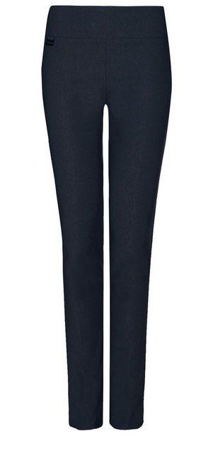 Hosen - Lisette L Slim Leg »in Flatterie Fit design« › blau  - Onlineshop OTTO