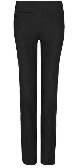 Hosen - Lisette L Straight Leg »im klassischem Schnitt« › schwarz  - Onlineshop OTTO
