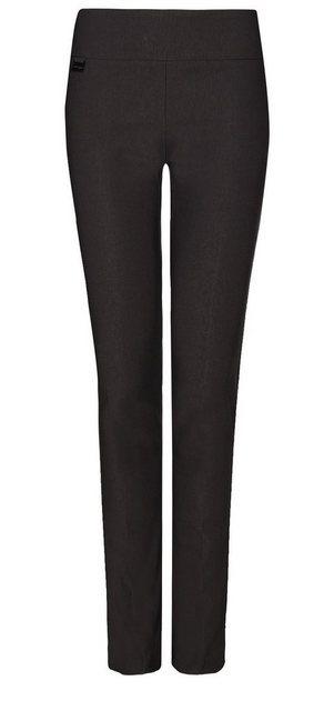 Hosen - Lisette L Slim Leg »in Flatterie Fit design« › schwarz  - Onlineshop OTTO