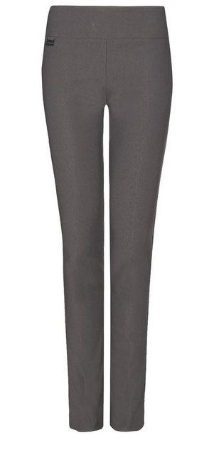 Hosen - Lisette L Slim Leg »in Flatterie Fit design« › grau  - Onlineshop OTTO