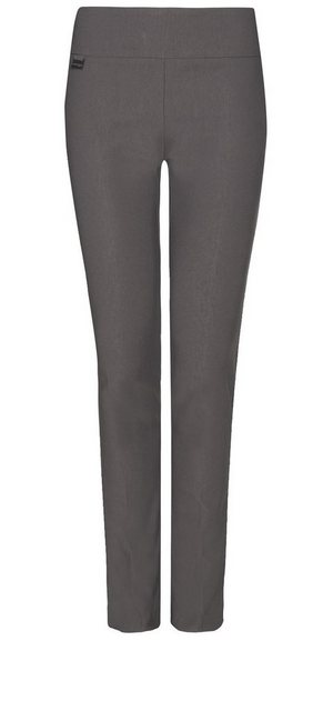 Hosen - Lisette L Straight Leg »im klassischem Schnitt« › grau  - Onlineshop OTTO