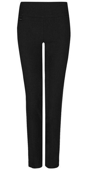 Hosen - Lisette L Ankle Hosen »Perfect fitting Slim« › schwarz  - Onlineshop OTTO