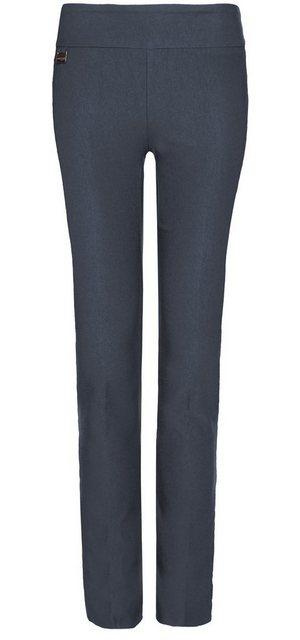 Hosen - Lisette L Straight Leg »im klassischem Schnitt« › blau  - Onlineshop OTTO
