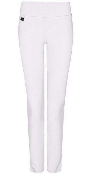 Hosen - Lisette L Ankle Hosen »Perfect fitting Slim« › weiß  - Onlineshop OTTO