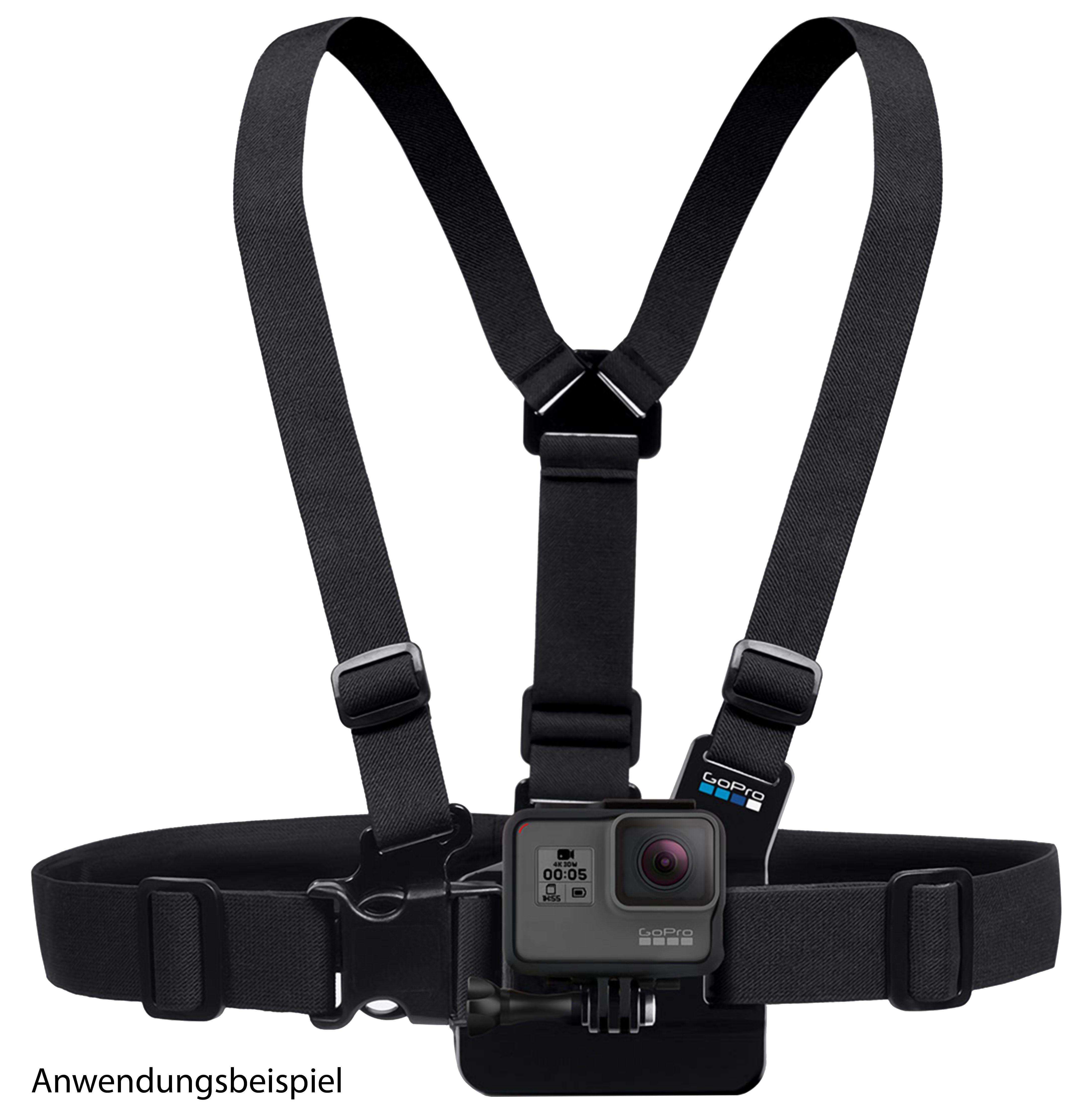"""GoPro Brustgurt Halterung für HERO »""""Chesty (Chest Harness)"""" GCHM30-001«"""
