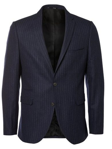Selected Homme Nadelstreifen-slim Fit-blazer