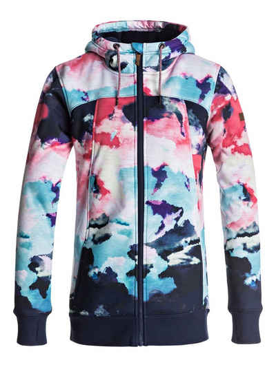 Roxy Zip-Up Sherpa Hoodie »Frost« Sale Angebote Guteborn