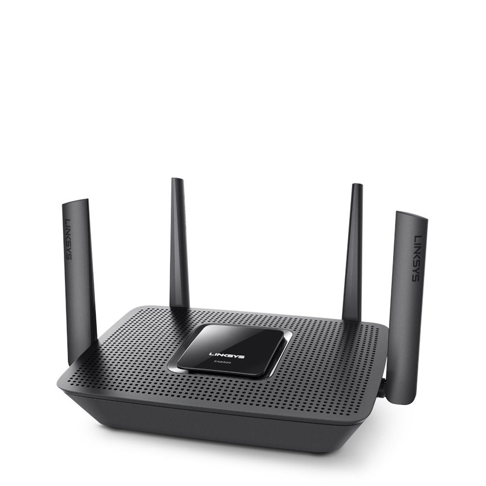 Linksys Router Hardware »EA8300 MAX-STREAM AC2200 ROUTER«