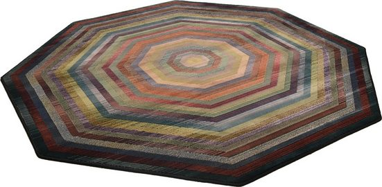 Teppich »Gabiro 001«, THEKO, mehreckig, Höhe 10 mm