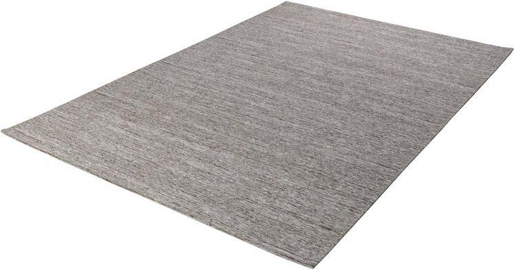 Teppich »Kapstadt uni«, THEKO, rechteckig, Höhe 5 mm