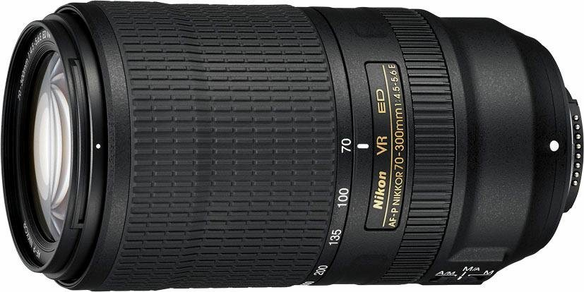 Objektive - Nikon »AF P NIKKOR« Teleobjektiv  - Onlineshop OTTO
