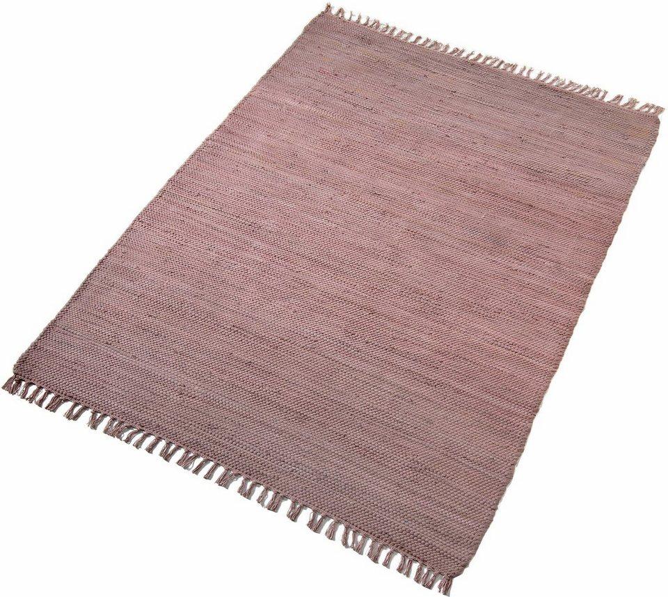 Teppich Baumwolle