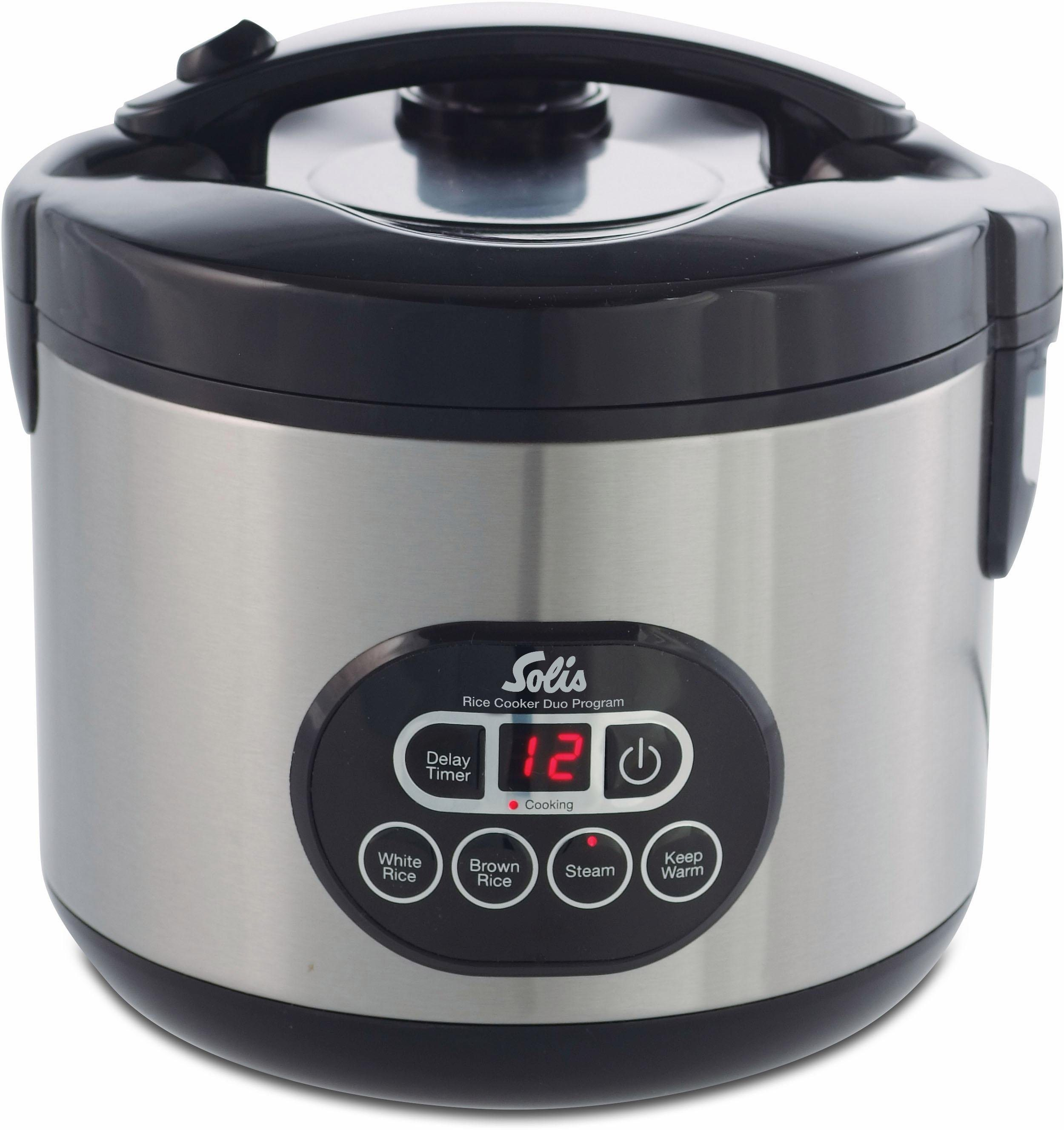 Reiskocher SOLIS Rice Cooker Duo Program, Typ 817, 500 W
