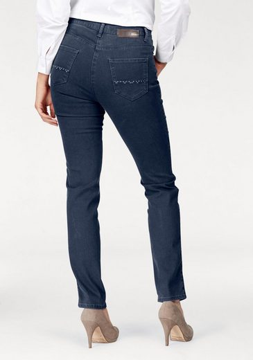 Brax Slim-fit-Jeans, Mary Crystal, normale Leibhöhe