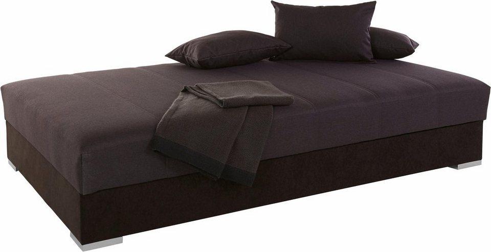 hapo polsterliege mit bettkasten online kaufen otto. Black Bedroom Furniture Sets. Home Design Ideas