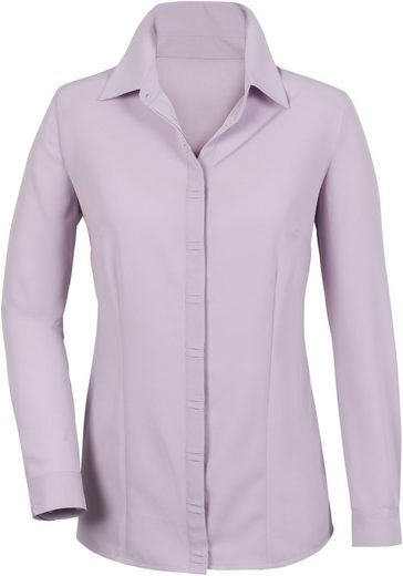 Classic Blouse With Shoulder Pads