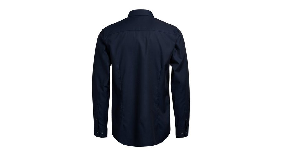 Billig Verkauf Niedriger Versand Neue Stile Zu Verkaufen Jack & Jones Button-under- Langarmhemd Billige Angebote Freies Verschiffen Ursprüngliche Rabatt-Websites qfJKaBVl
