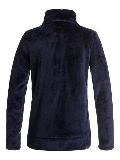 Roxy Kunstfell Zip-up Pullover Eskimo