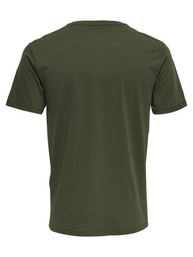 ONLY & SONS Bedrucktes T-Shirt