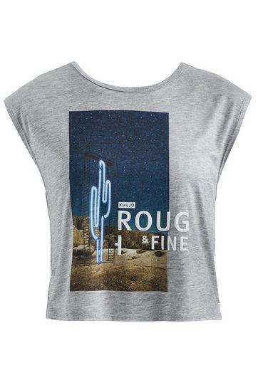 khujo Print-Shirt HEPKE