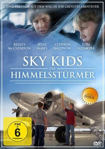 DVD »Sky Kids - Die Himmelsstürmer«