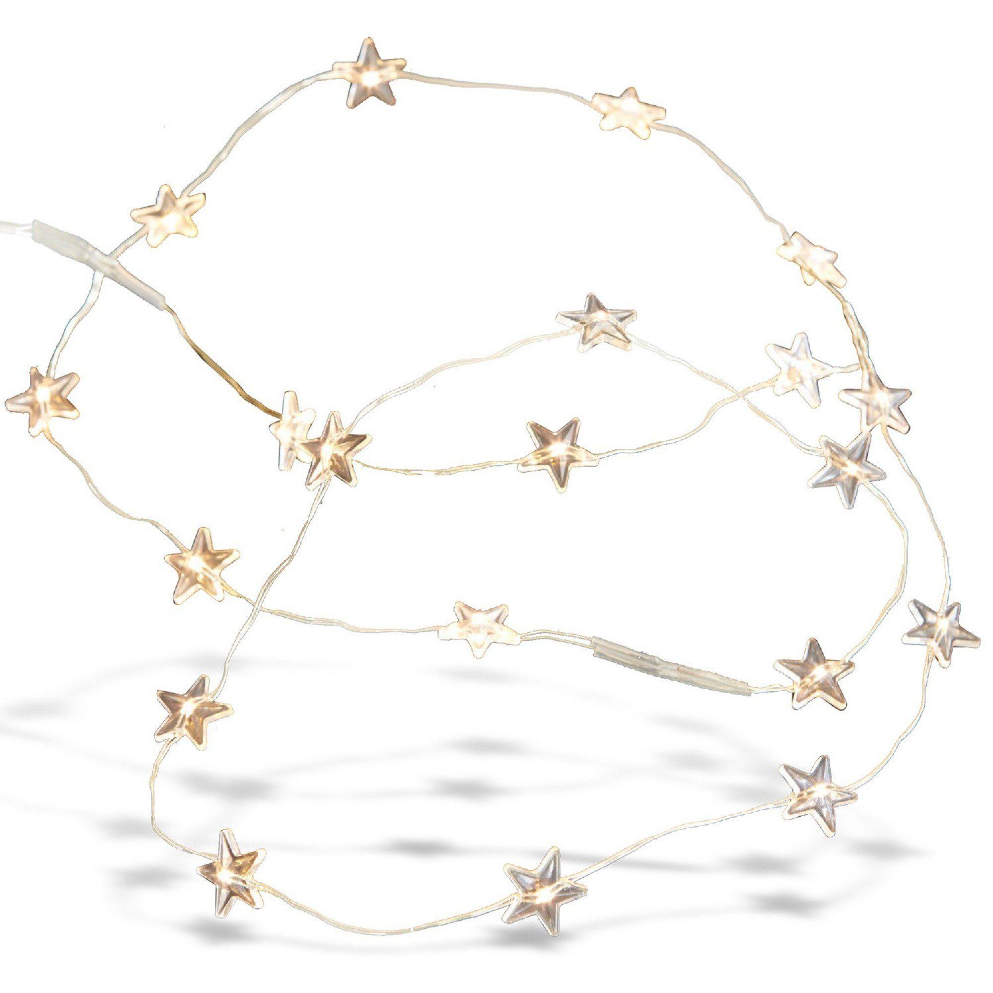 Loberon Lichterkette »Stars«