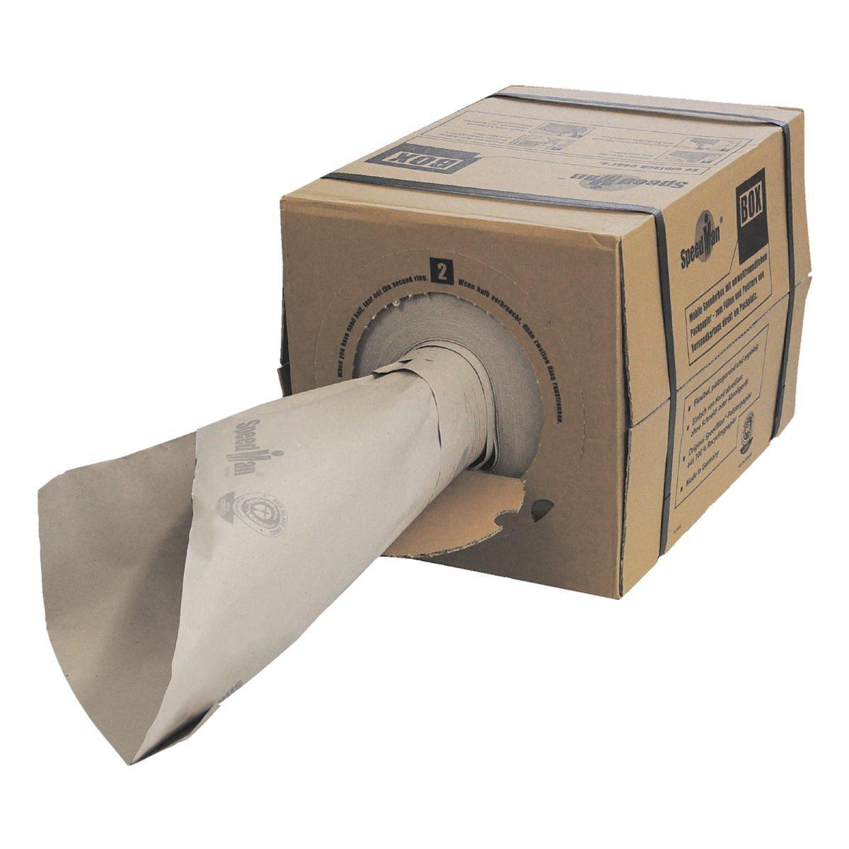 Füllmaterial Packpapier »SpeedMan Box®«