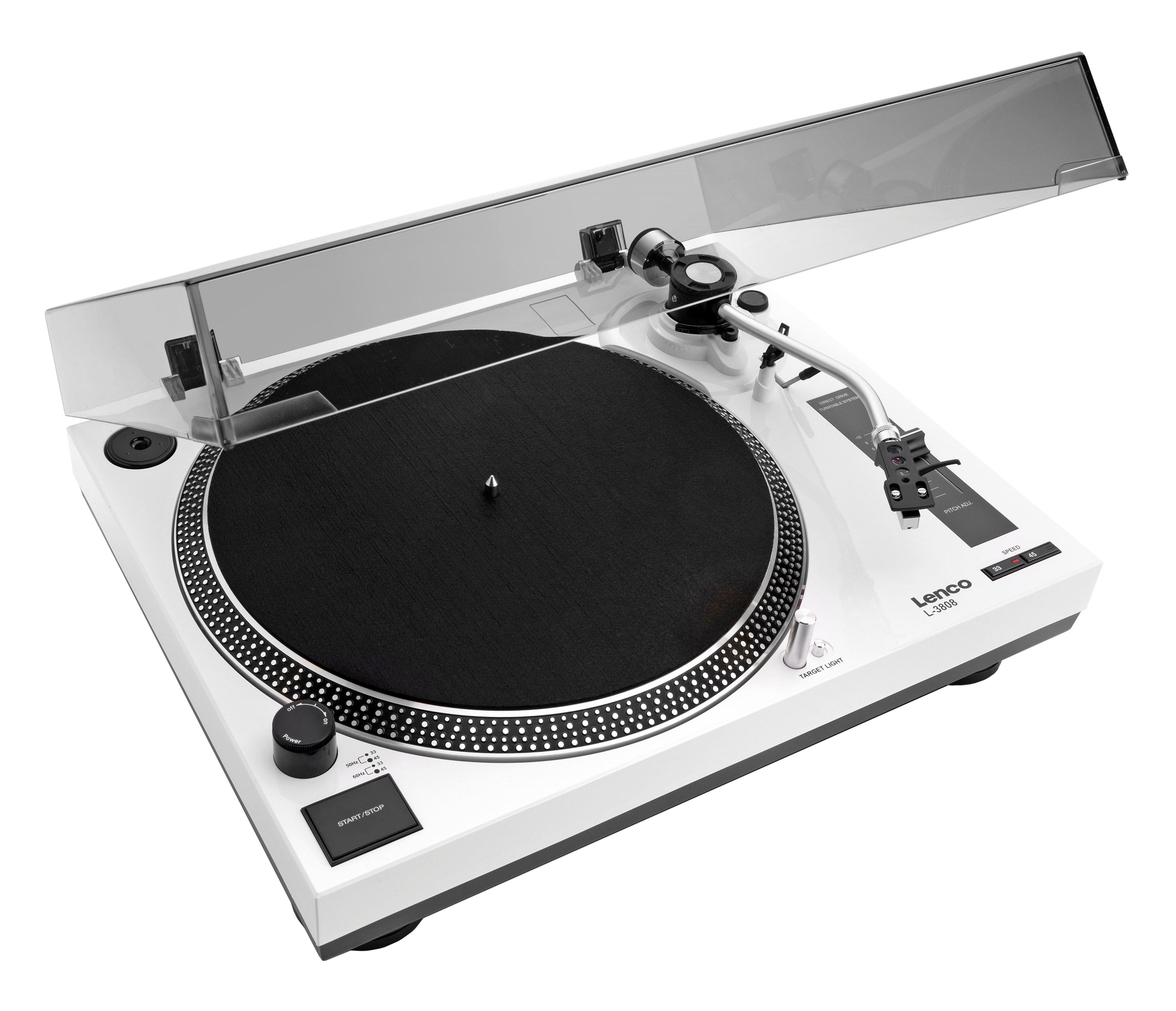 Vorschaubild von Lenco Plattenspieler »L-3808«