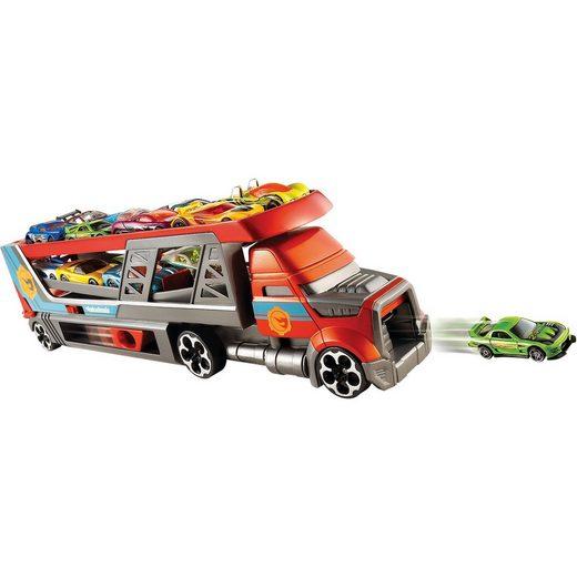 Mattel® Hot Wheels Blasting Rig inkl. 3 Fahrzeuge