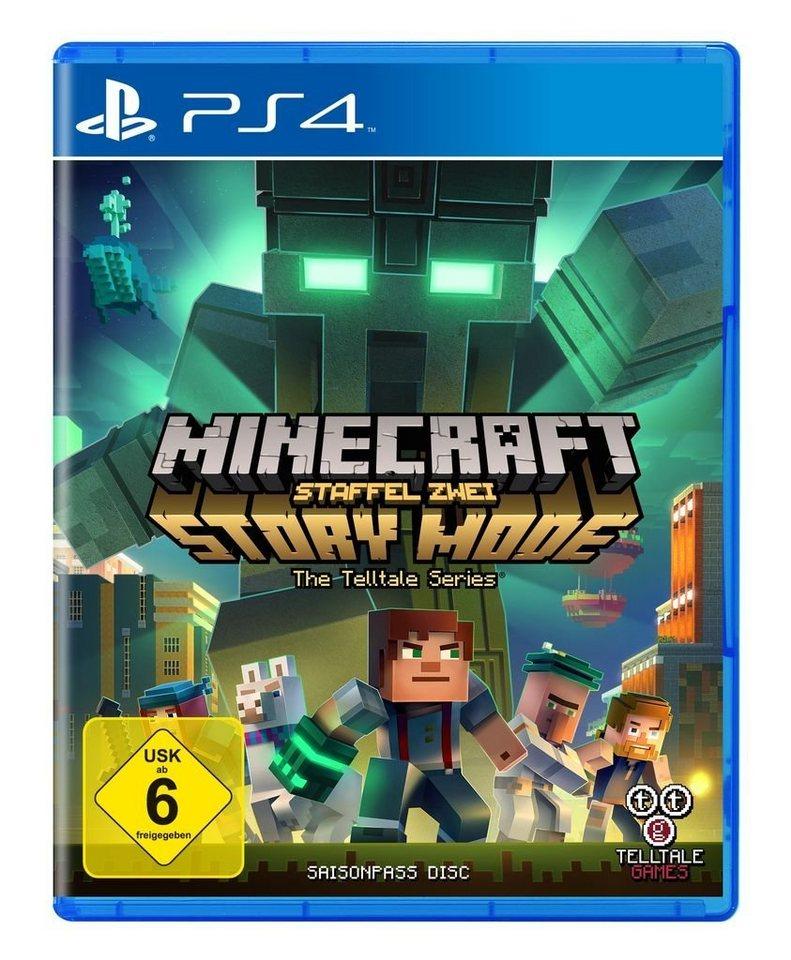 UI Playstation Spiel Minecraft Story Mode Season Season - Minecraft verkaufte spiele