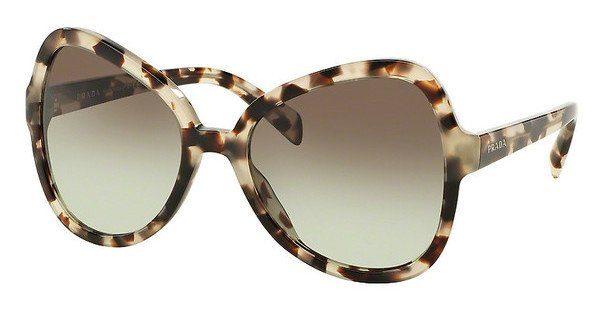 PRADA Prada Damen Sonnenbrille » PR 05SS«, braun, UAO4K1 - braun/ grau