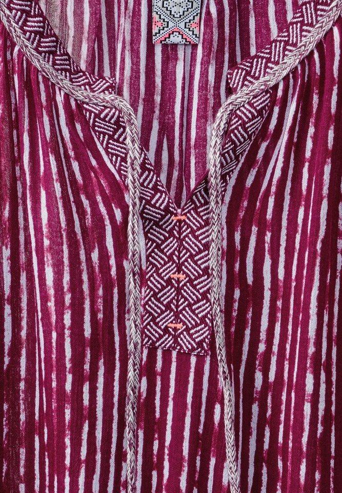 CECIL Streifen Schlupfbluse