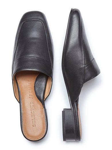 Selected Femme Leder- Schuhe