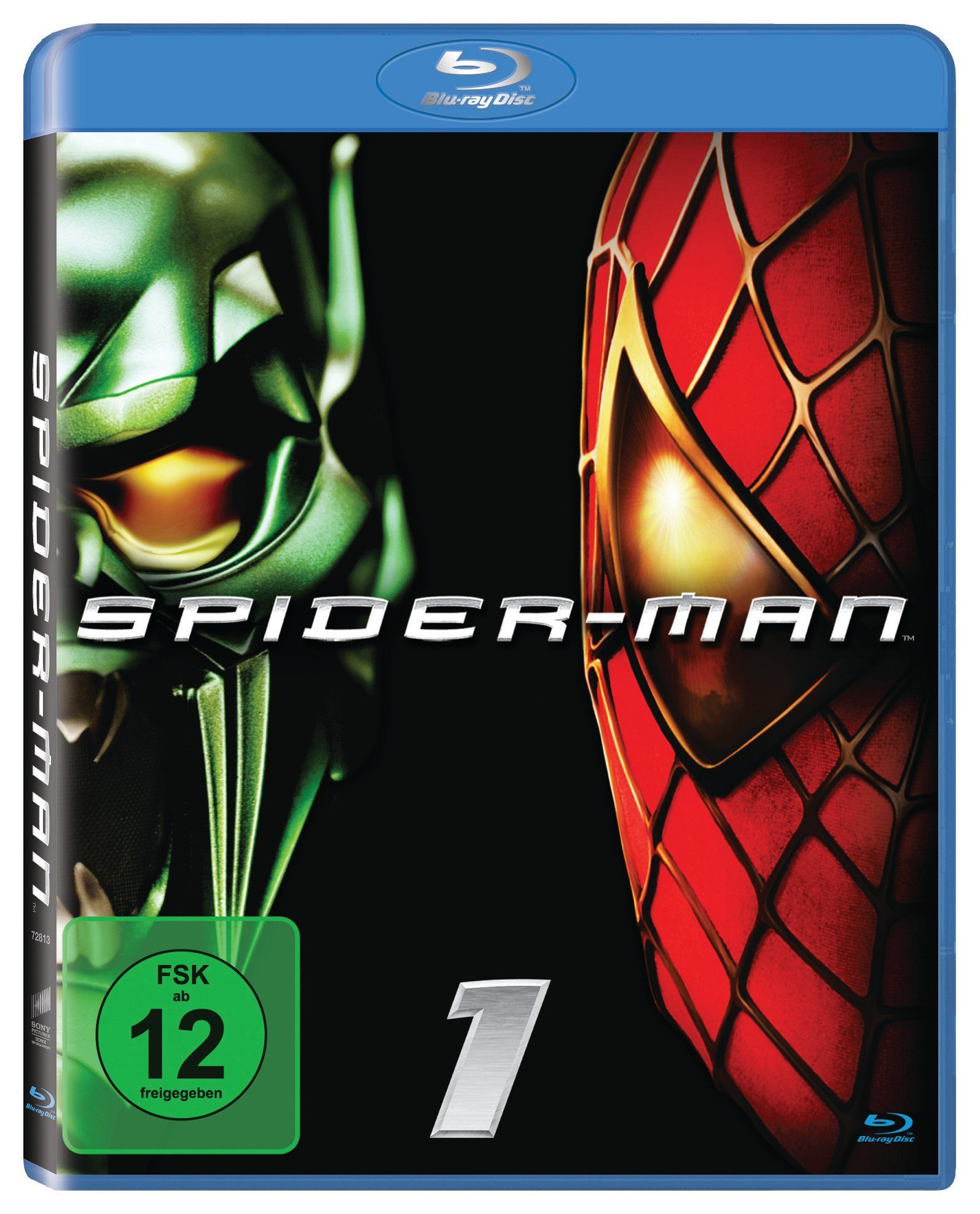 Sony Pictures Blu-ray »Spider-Man«