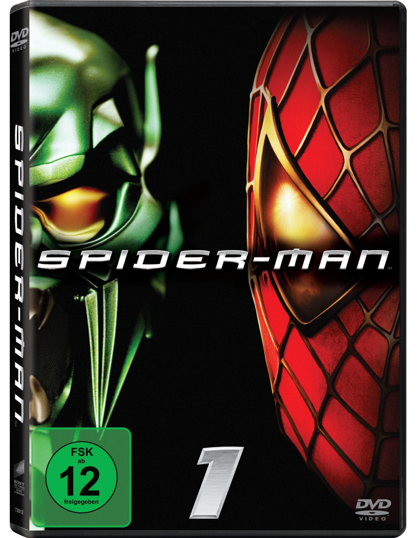 Sony Pictures DVD »Spider-Man«