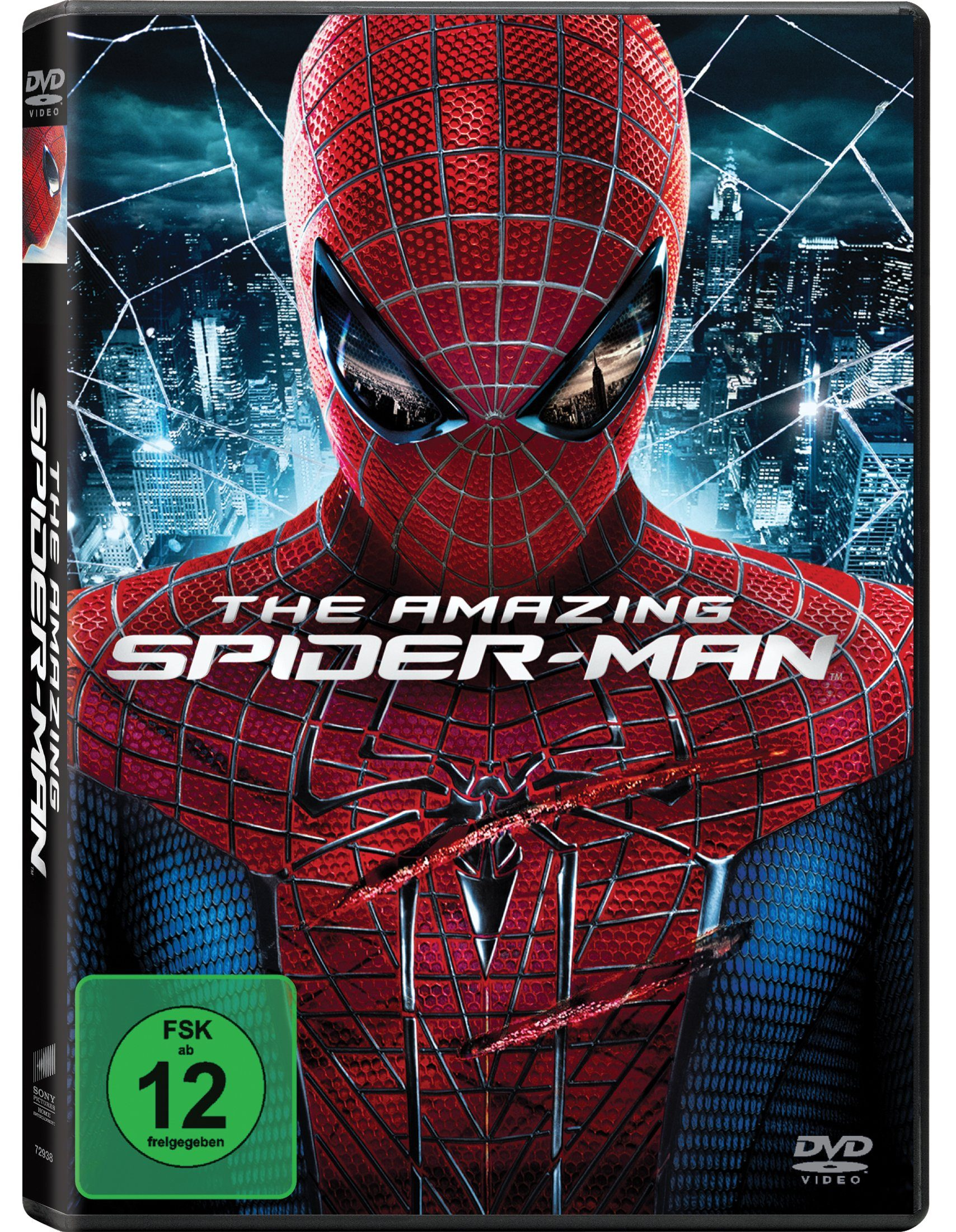 Sony Pictures DVD »The Amazing Spider-Man«