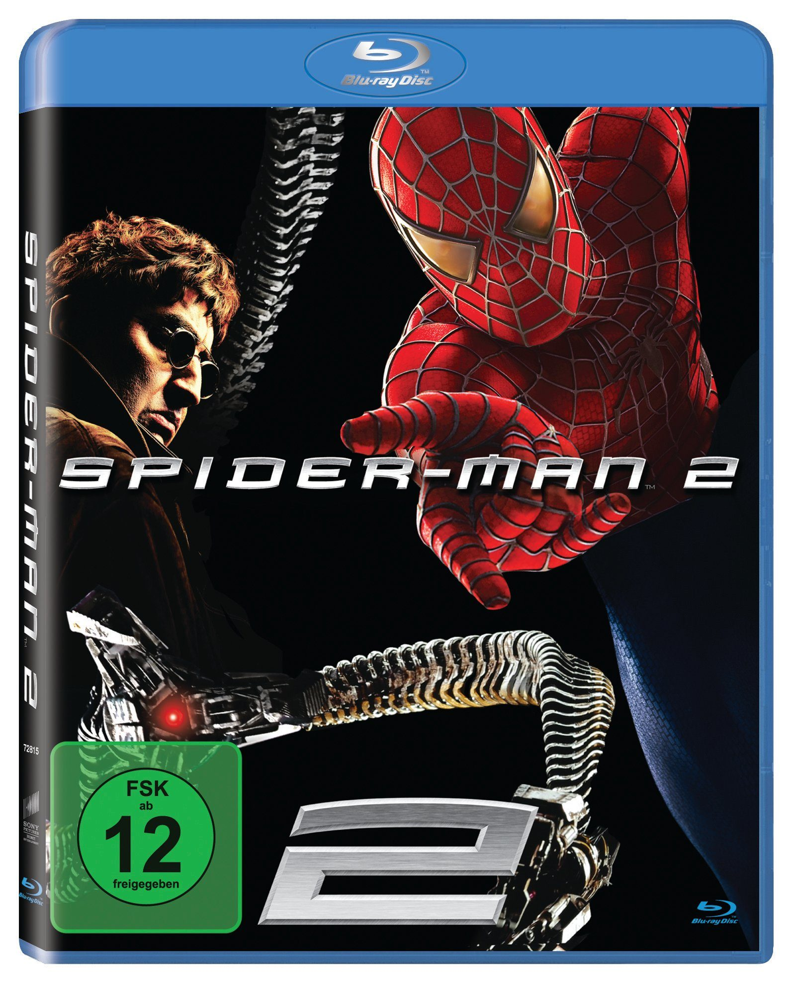 Sony Pictures Blu-ray »Spider-Man 2«