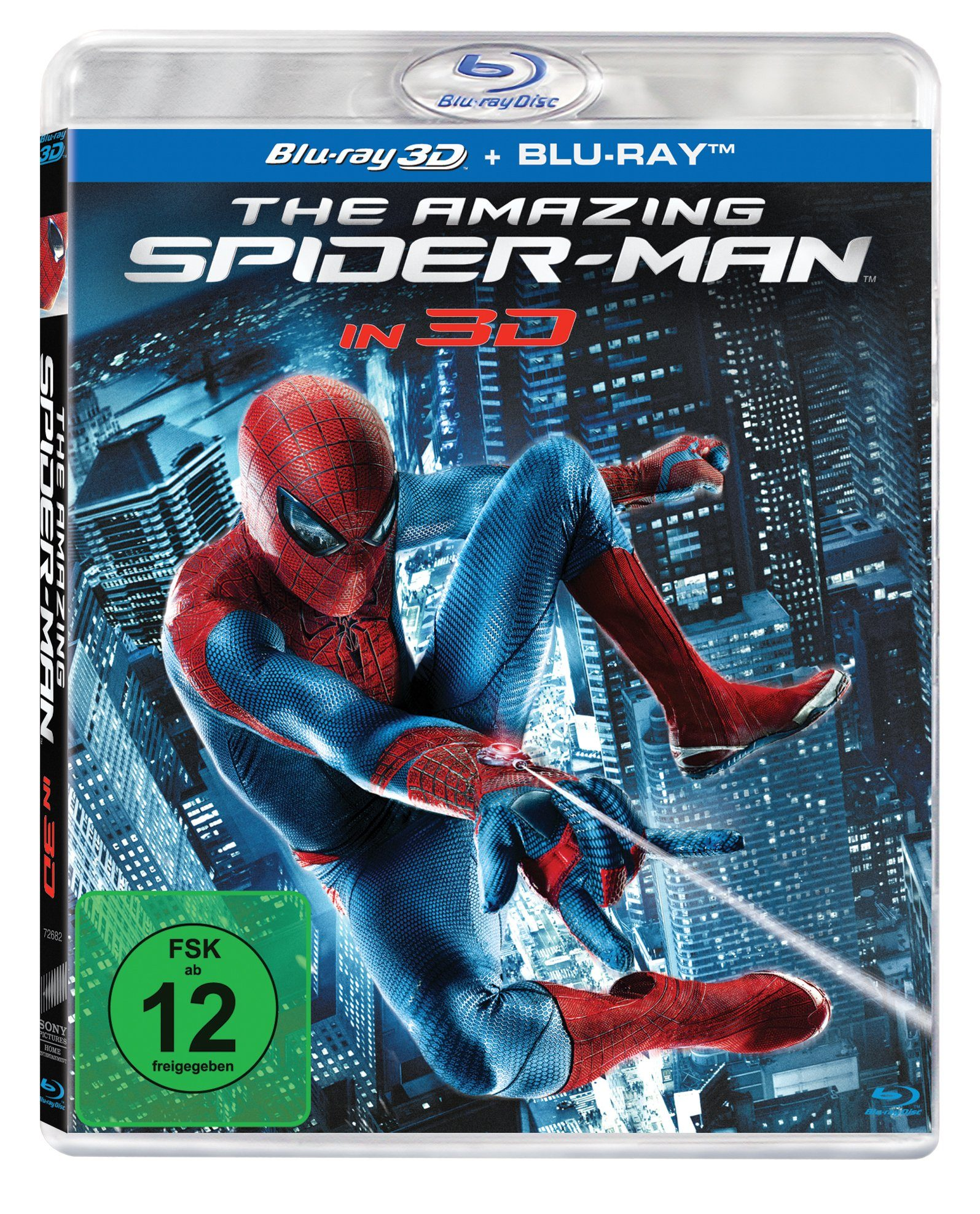 Sony Pictures Blu-ray »The Amazing Spider-Man 3D Version«