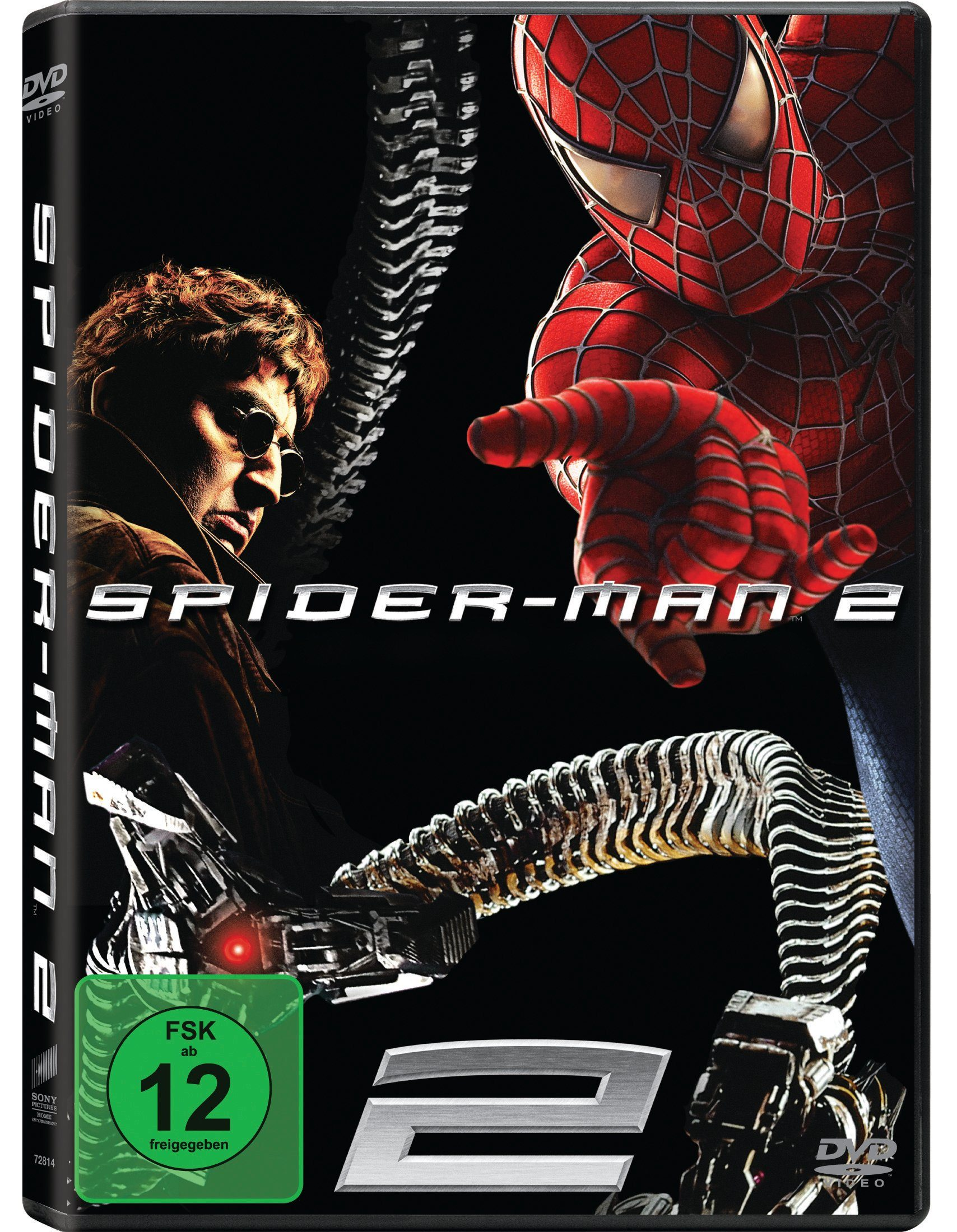 Sony Pictures DVD »Spider-Man 2«