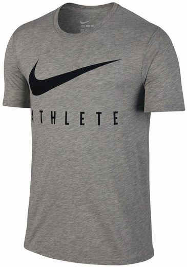 Nike T-Shirt MEN NIKE DRY TEE DB ATHLETE