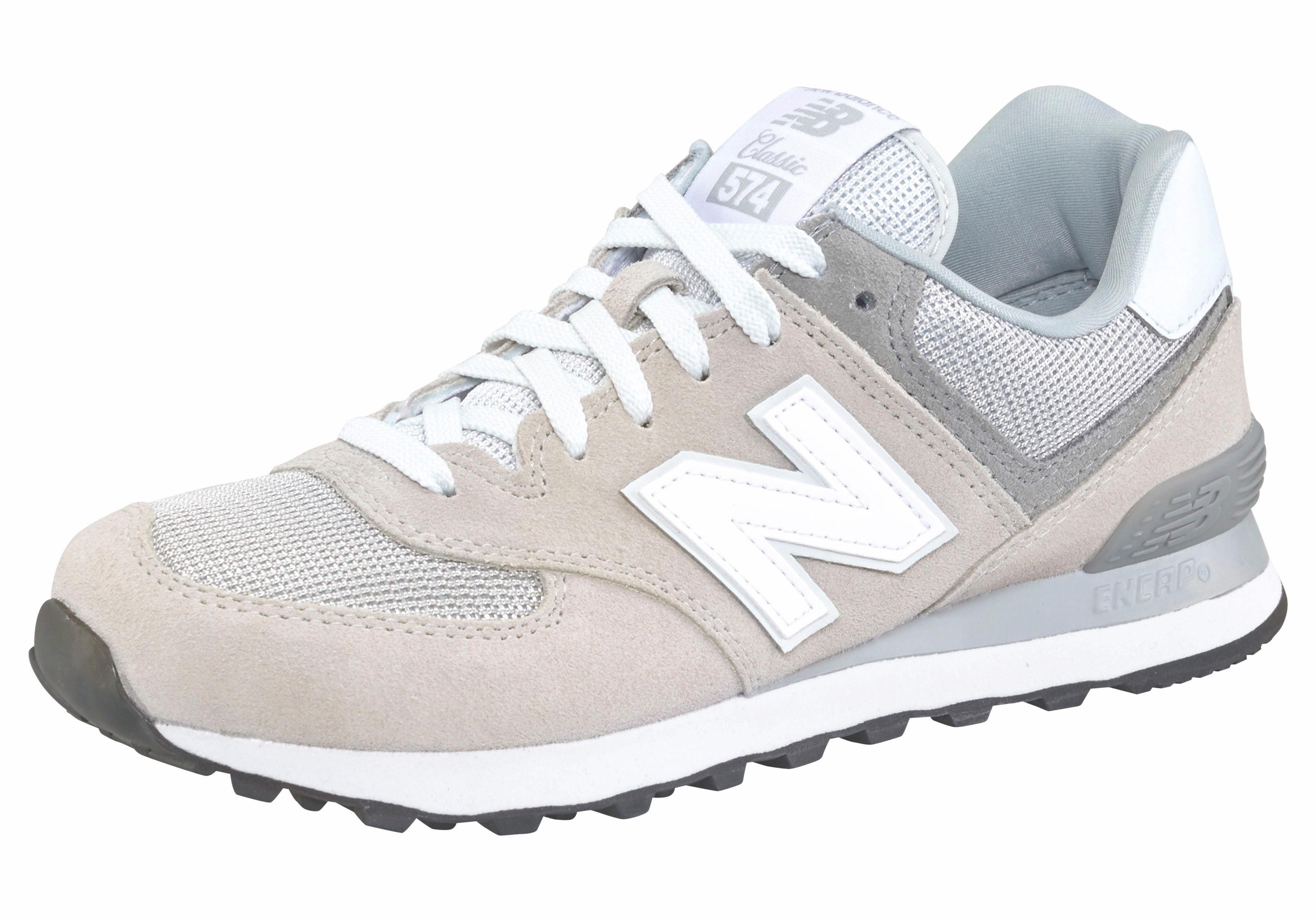 New Balance WL 574 Classic Sneaker online kaufen  grau